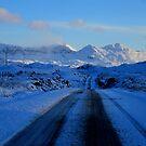Looking  to Quinag by Alexander Mcrobbie-Munro