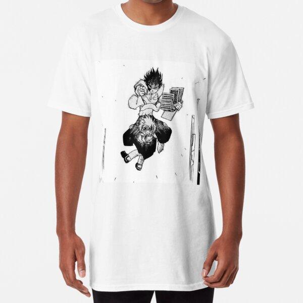 Zatch and Kiyo Long T-Shirt