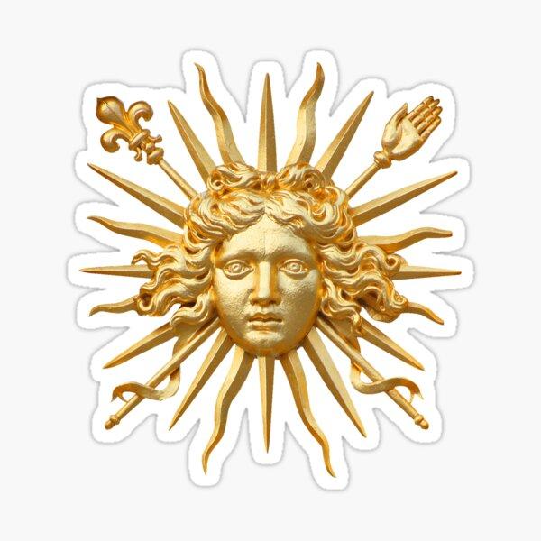 Le Roi soleil  Sticker