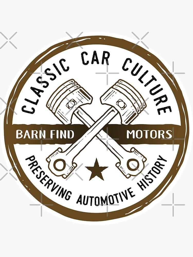 Classic Car Culture - Preserving Automotive History by Joemungus