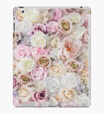 Beautiful Pink Roses Flower Nature iPad Case/Skin