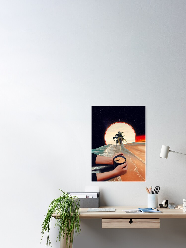 Alternate view of A Cup Of Sunshine Poster