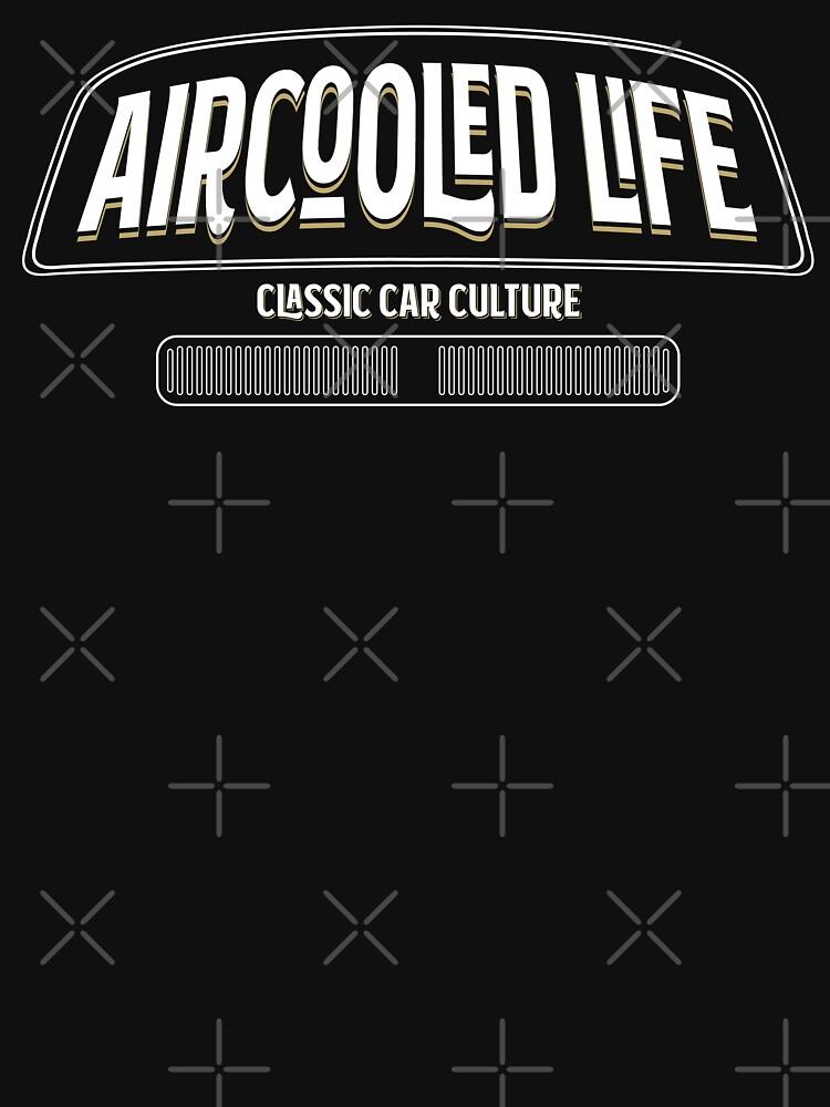 Aircooled Life - Classic Car Culture Bay Window bus design by Joemungus
