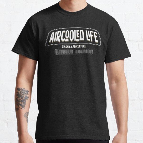 Aircooled Life - Classic Car Culture Bay Window bus design Classic T-Shirt