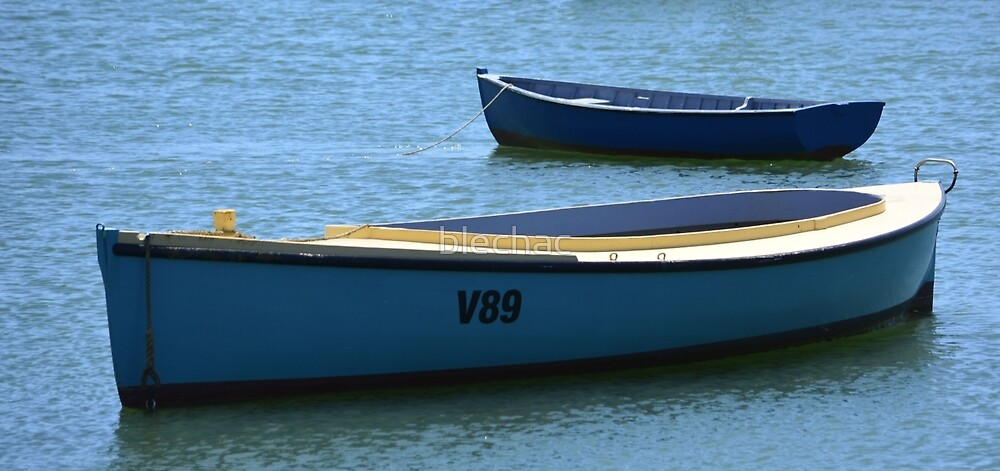 Boats at St. Kilda, Melbourne, VIC, Australia by blechac