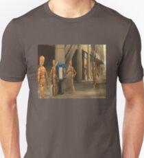 Mass Transit Unisex T-Shirt