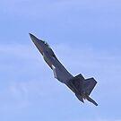 F-22 by Kenneth Fugate