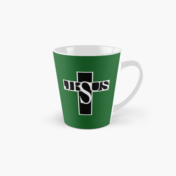 Christian Cross - Jesus Cross Tall Mug