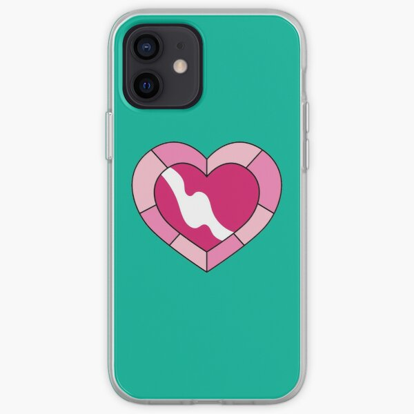 By the Magic of the Heart Stone! iPhone Soft Case