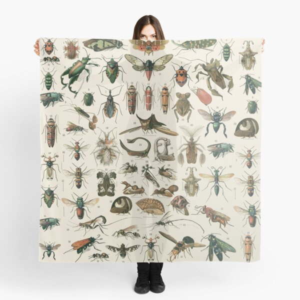 Insects 2 Scarf