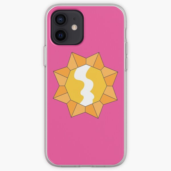 By the Magic of the Sun Stone! iPhone Soft Case