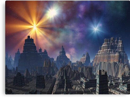 After Armageddon  by Angela Harburn