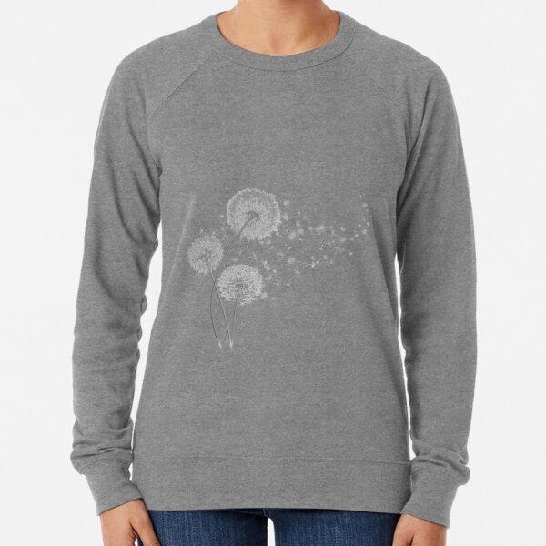 Dandelion Wishes Lightweight Sweatshirt