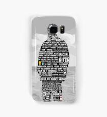 Jesse Pinkman Quotes Samsung Galaxy Case/Skin