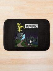 NOVA X USB sLAve - Blackout Bath Mat