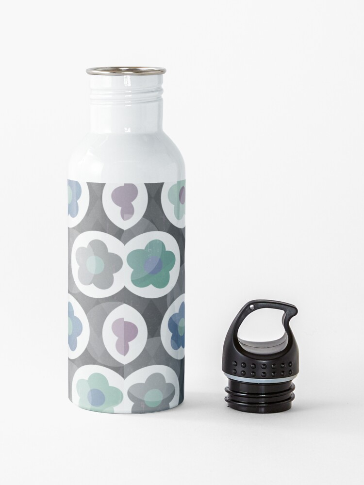 Alternate view of Daisy Daisy - Seafoam Water Bottle