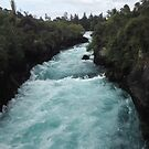 Okere Falls by zijing