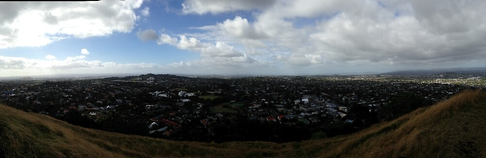 Panorama - Auckland by zijing