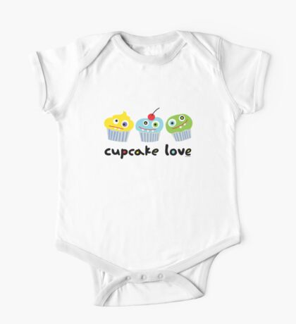Cupcake Love - beige Kids Clothes