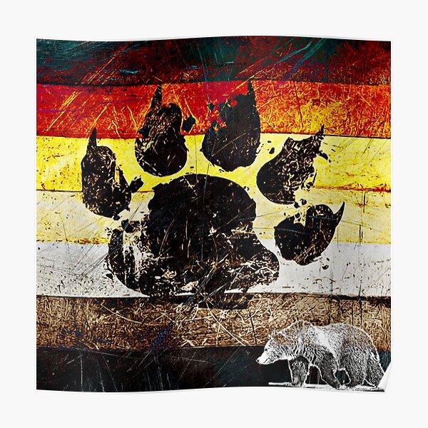 Bear Pride Poster