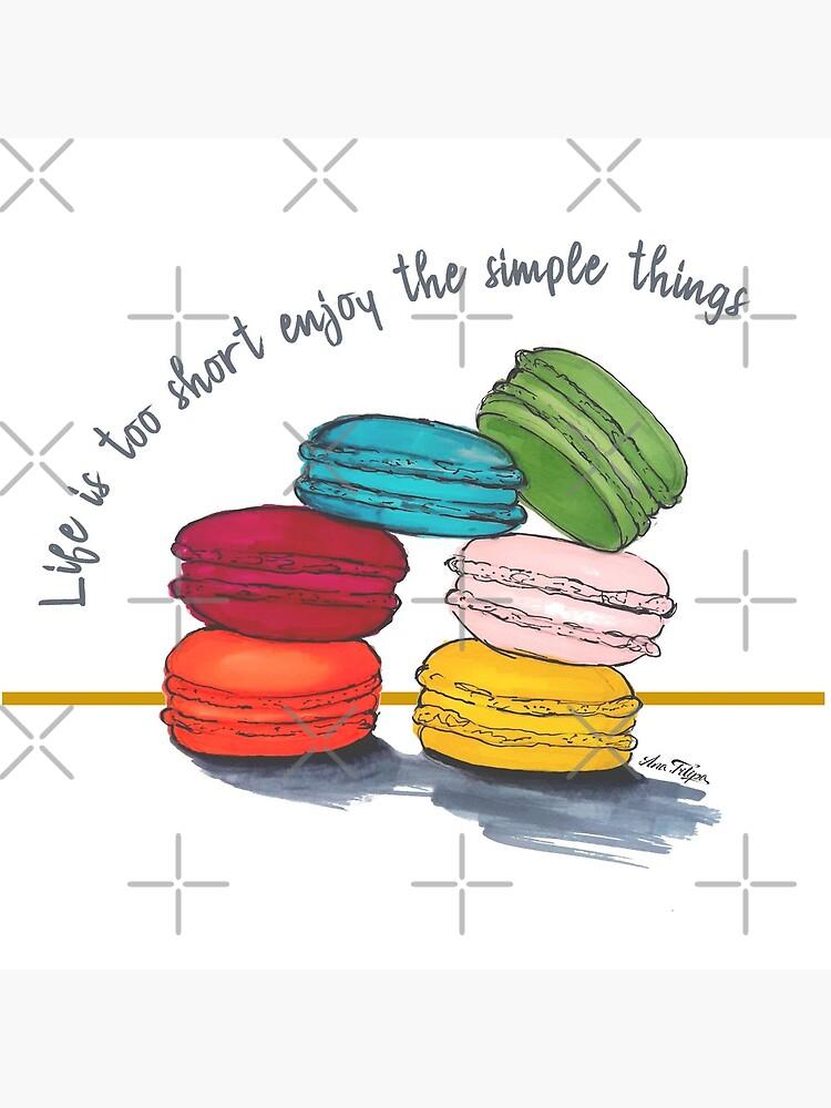 life with macarons by AnaFilipa