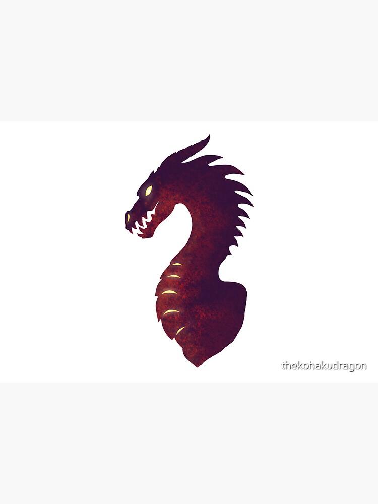 Medieval Dragon by thekohakudragon