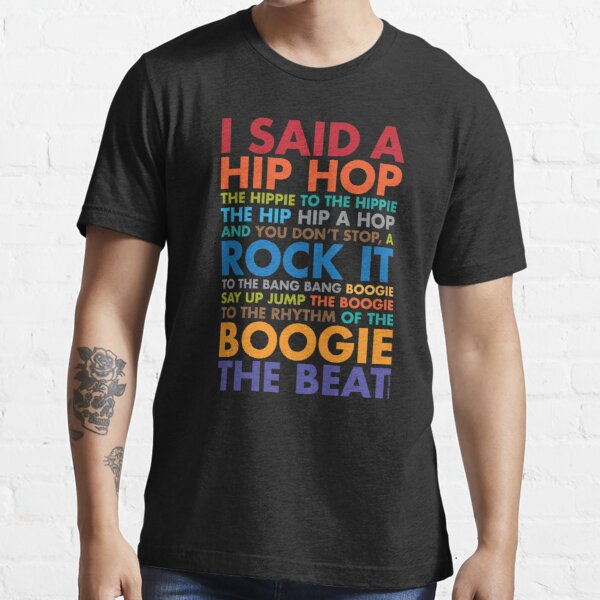 Rappers Delight Essential T-Shirt