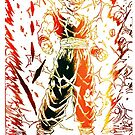 Dragon Ball by itsallihere
