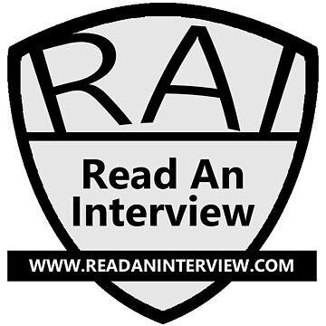 RAI Grey Shield Logo by readaninterview