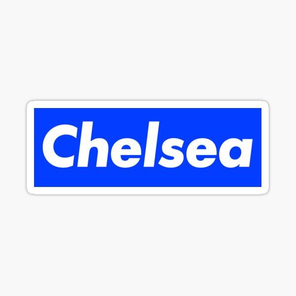 Chelsea Supreme Sticker