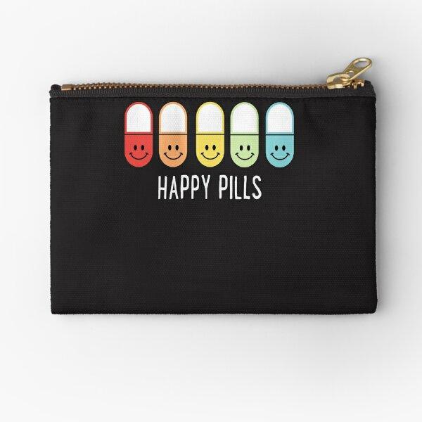 happy pills Zipper Pouch