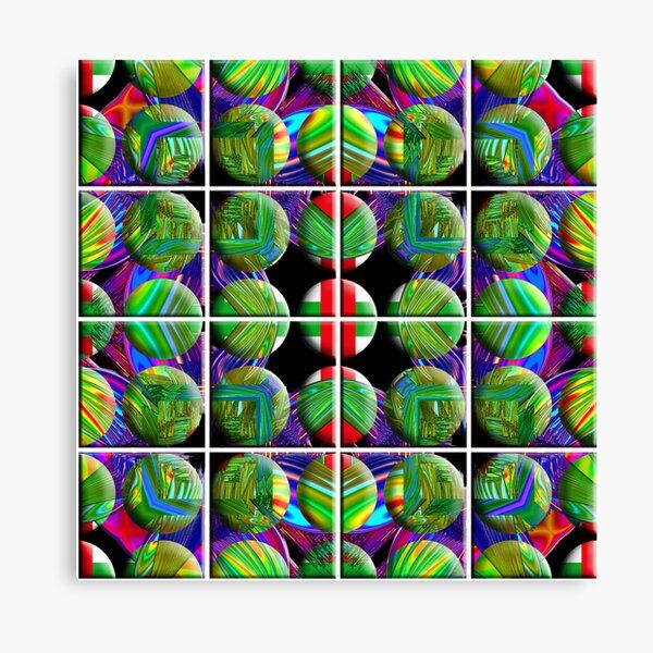 TileSpots Canvas Print