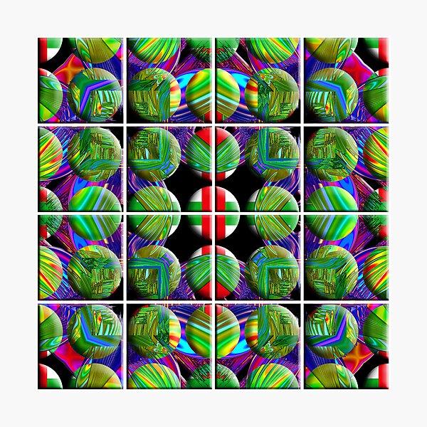 TileSpots Photographic Print