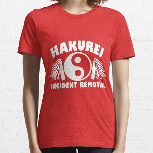 Hakurei Incident Removal Essential T-Shirt