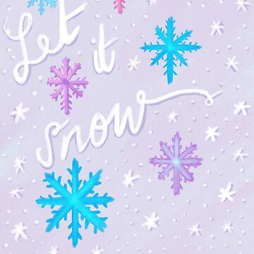 Snowflake by aileenswansen