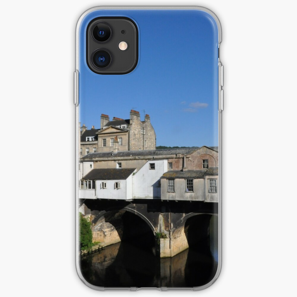 A view from Bath iPhone Case & Cover