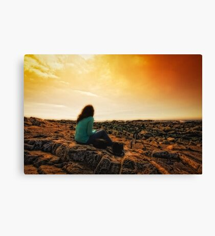 For always Canvas Print