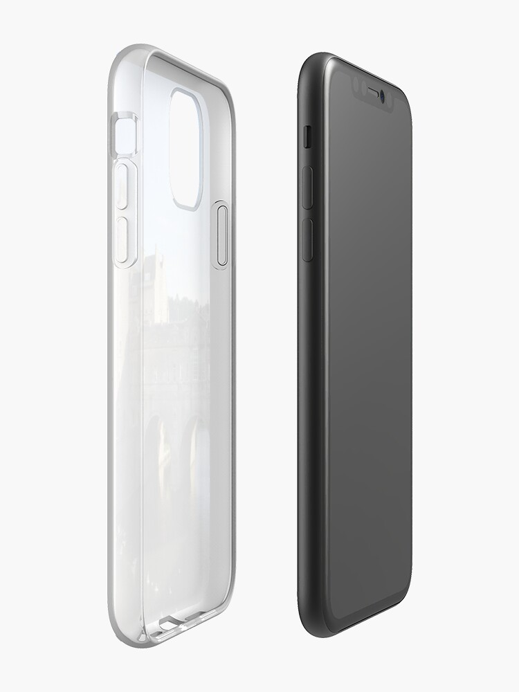 Alternate view of The crossing iPhone Case & Cover