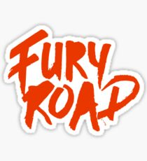 Mad max: Fury Road  Sticker