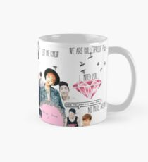 BTS/Bangtan Sonyeondan - Collage Mug