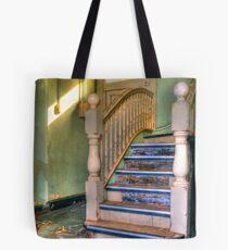 Upstairs - Downstairs Tote Bag