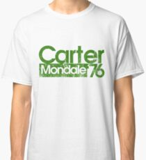 Jimmy Carter Mondale 1976 Classic T-Shirt