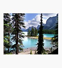 Incomparable Maligne Photographic Print