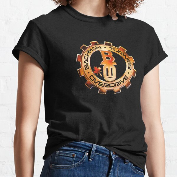 Bachman Turner Overdrive: Solid Gold Classic T-Shirt