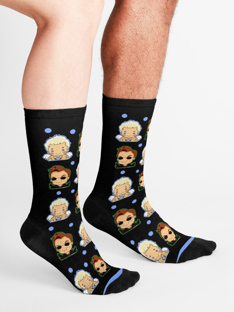 Alternate view of GO chibi Socks
