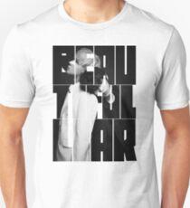 VIXX LR 'Beautiful Liar' Typography T-Shirt