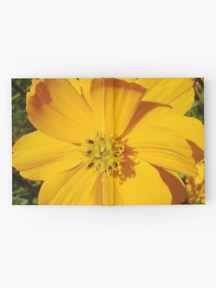 Alternate view of Unrestricted Flower Hardcover Journal