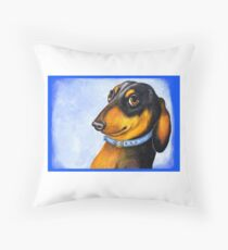 Is this my best side? 717 views Throw Pillow