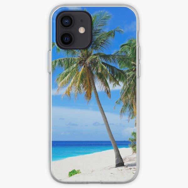 Tropical Summer Beach iPhone Soft Case