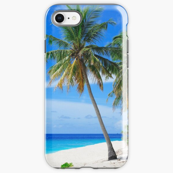 Tropical Summer Beach iPhone Tough Case